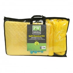 Kit de absorbtie substante chimice PW 50l -SM91