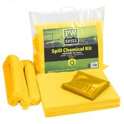 Kit de absorbtie substante chimice PW 20l - SM90