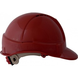 Casca protecţie SH-1 - Roşu