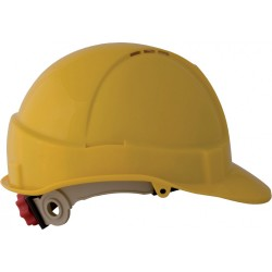 Casca protecţie SH-1 - Galben
