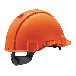 Casca protecţie G3000 Portocaliu